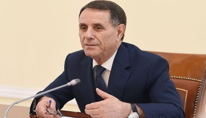 Novruz Məmmədov Baş nazir vəzifəsindən azad edilməsi üçün Prezidentə müraciət edib