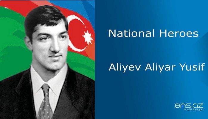 Aliyev Aliyar Yusif