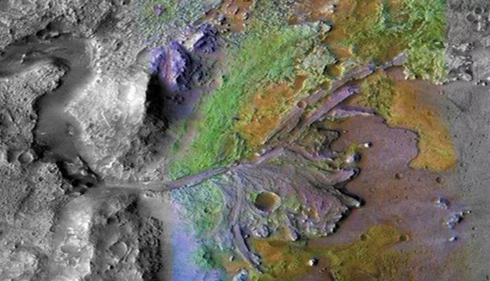 На Марсе нашли идеальное место для инопланетной жизни