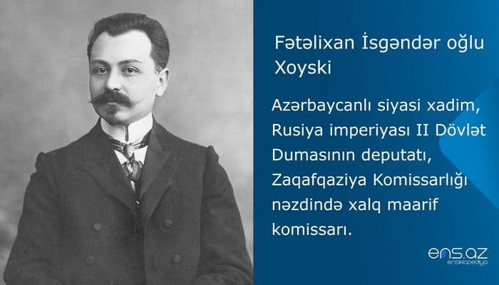 Fətəli xan Xoyski