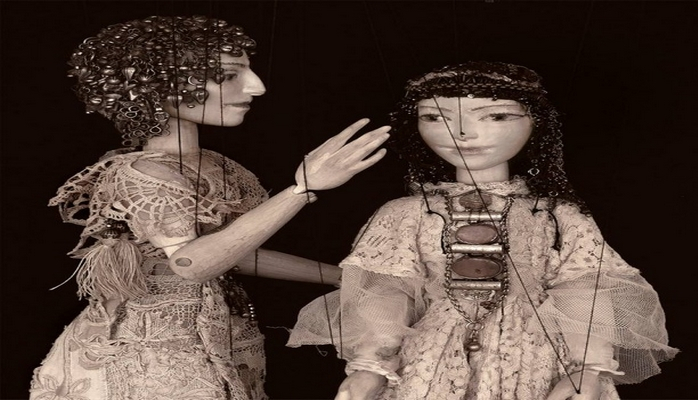 """Marionet Teatrında bu ilin ilk tamaşası - """"Leyli və Məcnun"""""""