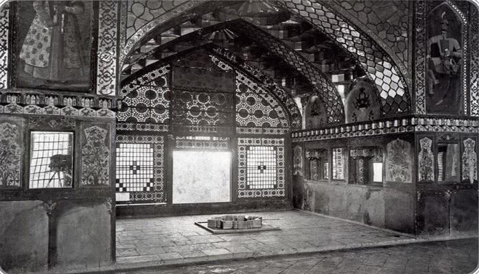Сардарский дворец в Эривани – шедевр восточного зодчества (25 ФОТО)