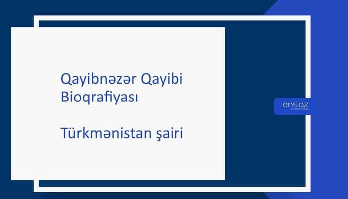 Qayibnəzər Qayibi