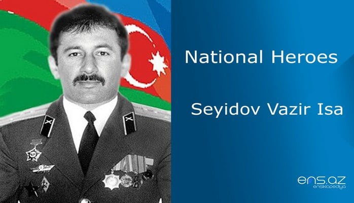 Seyidov Vazir Isa