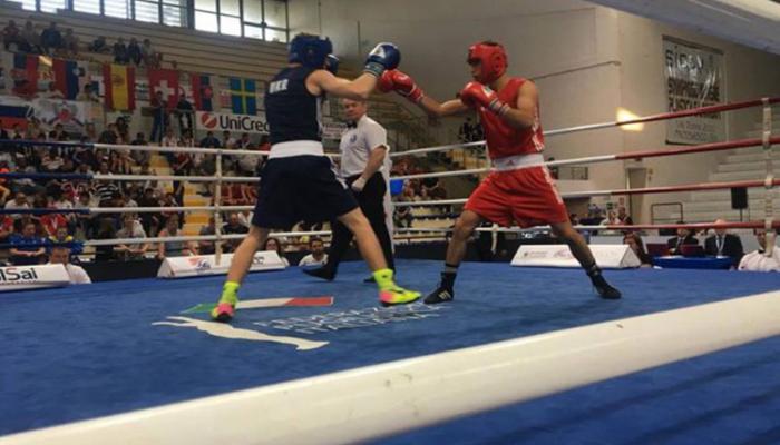 Azərbaycan boksçuları beynəlxalq turnirdə 2 medal qazanıblar