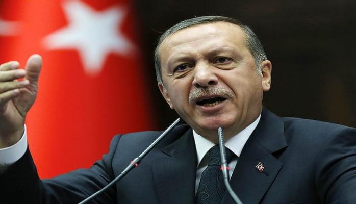 Эрдоган выбросил письмо Трампа