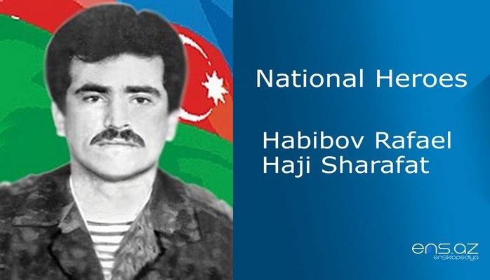 Habibov Rafael Haji Sharafat