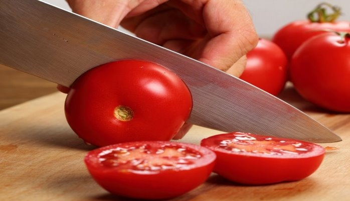 A tomato is actually a fruit — but it's a vegetable at the same time