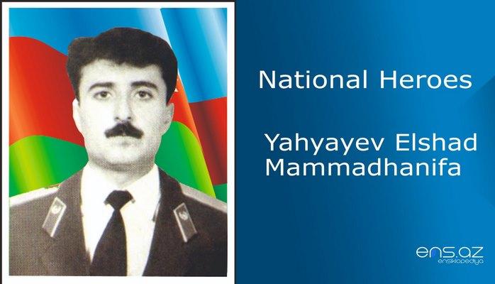 Yahyayev Elshad Mammadhanifa