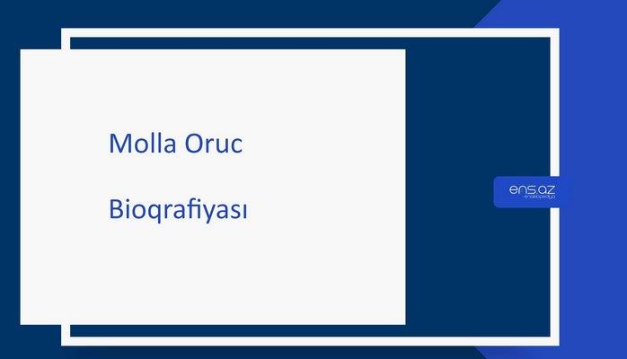 Molla Oruc