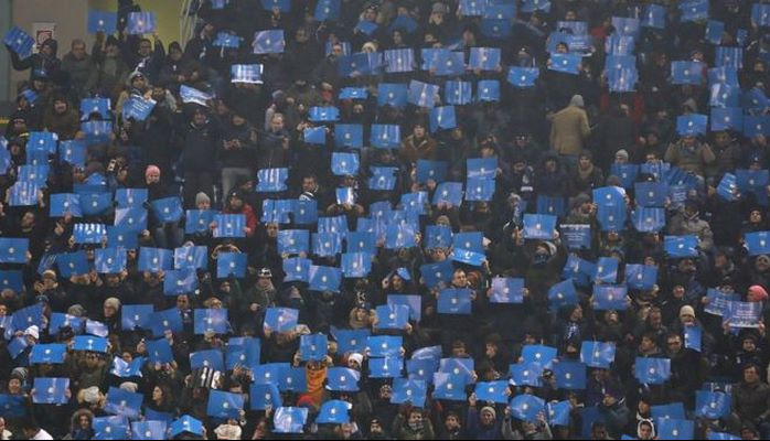 Italian football fan dies amid Inter-Napoli clashes