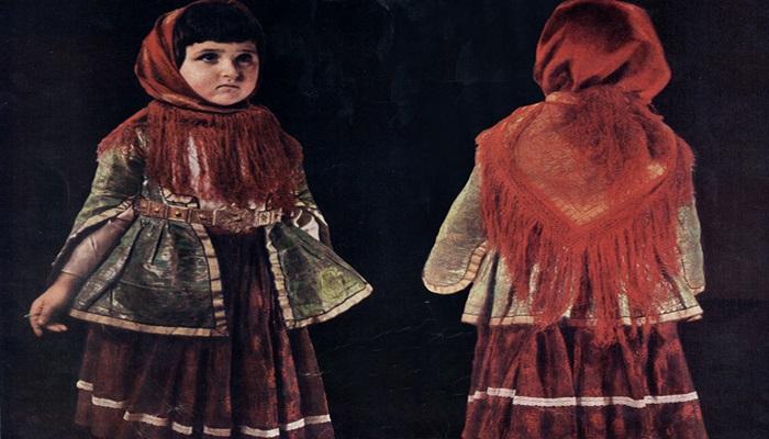 Как одевались в Баку в 19-начале 20 вв. (ФОТО)