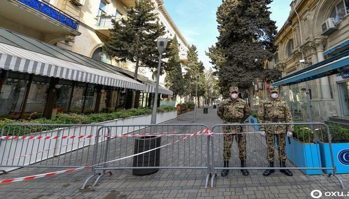 Azərbaycanda hərəkətin tam məhdudlaşdırılması rejimi yaradılır - RƏSMİ