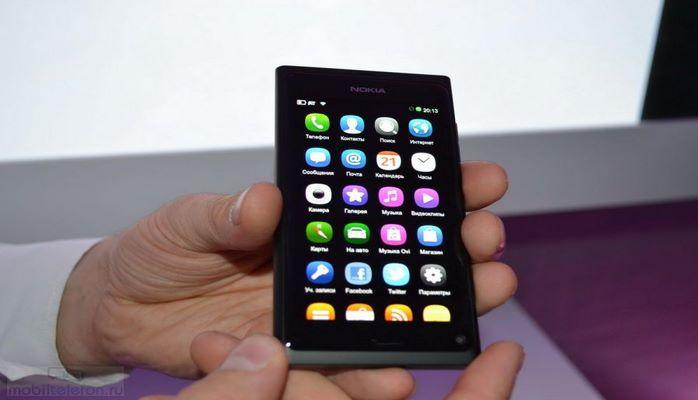 Nokia может возродить модель N9