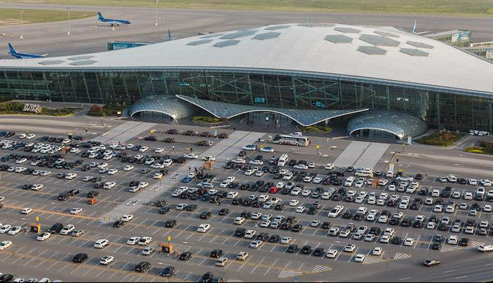 Heydar Aliyev International Airport sets new record for passenger traffic