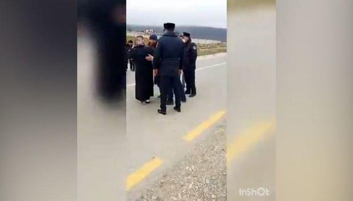 DİN-dən Xızıda şəhid plakatlarının sökülməsi iddialarına cavab