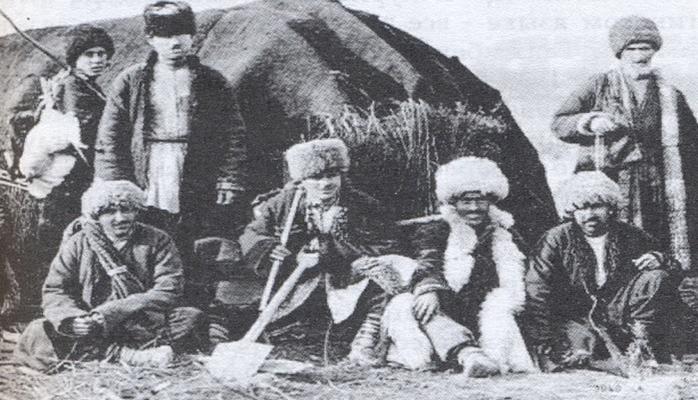 Из истории появления лезгин в Азербайджане