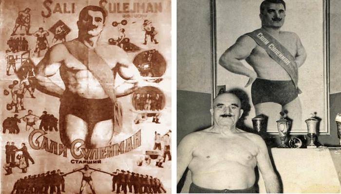 Сали Сулейман – азербайджанский Геракл