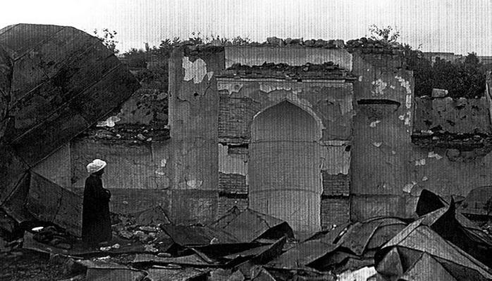 Шемаха весной 1918 года: хроника кровавых событий