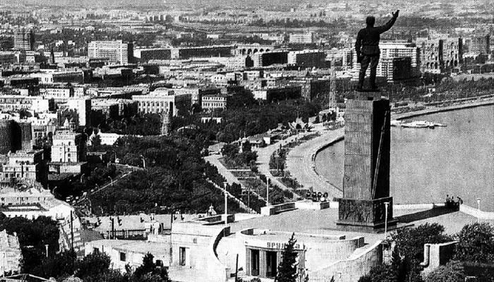 Тайны Баку: Градостроительство советского периода