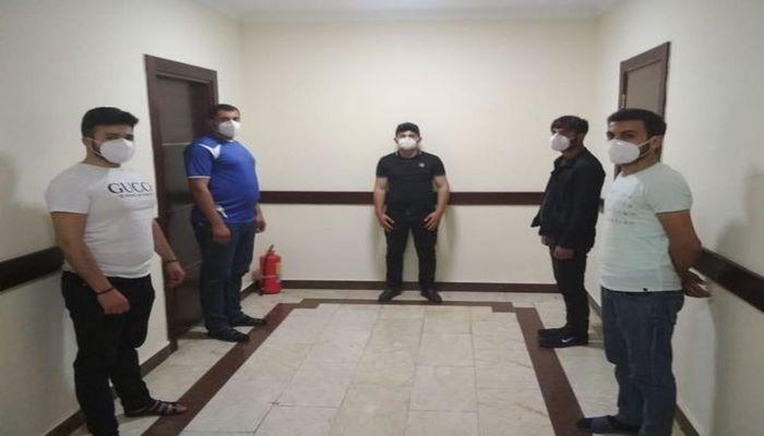 Goranboyda sanitar-karantin qaydalarını pozan çay evi aşkarlanıb
