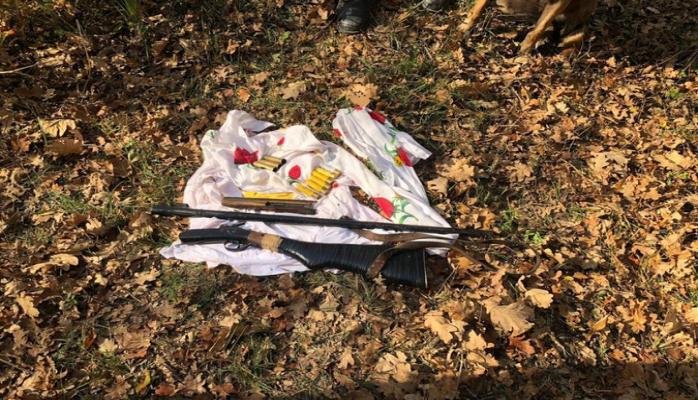 DSX: Sərhədboyu ərazilərdə gizlədilən silahlar aşkarlanaraq götürülüb
