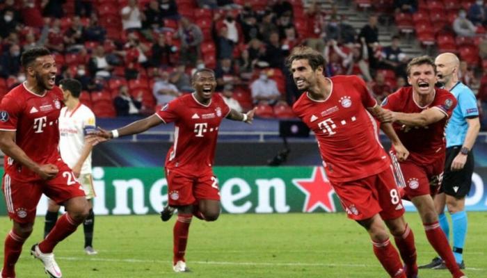"""""""Bavariya"""" UEFA Super Kubokunu qazandı"""