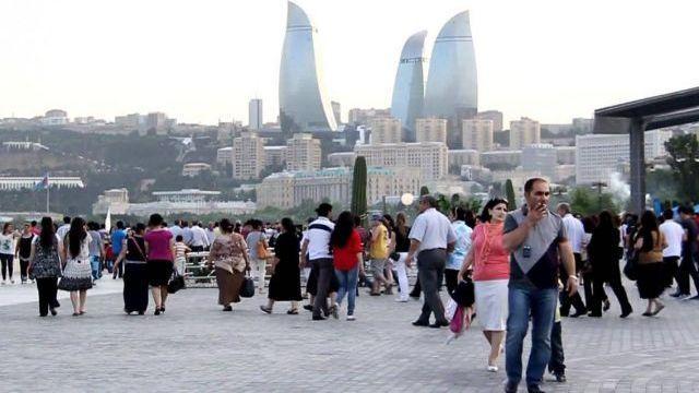 Azərbaycan Respublikasının Əhalisi