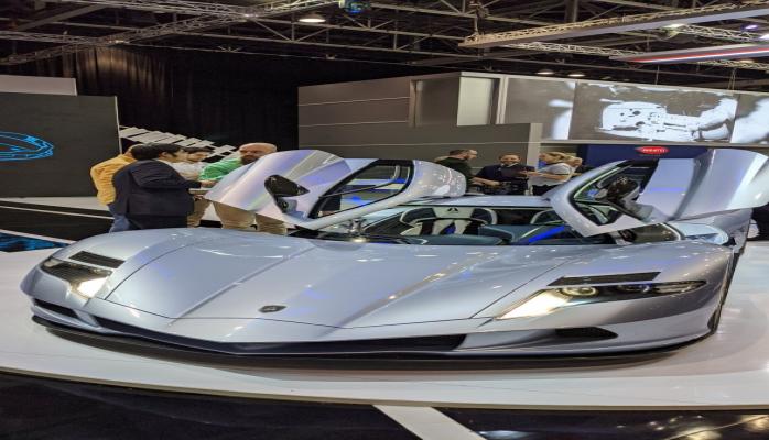 Ən güclü avtomobil təqdim edildi — 2,9 milyon avroyadır