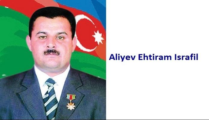 Aliyev Ehtiram Israfil