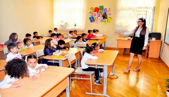 Продлен прием документов в дошкольные группы бакинских школ