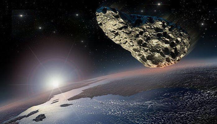 Tarixdə ilk dəfə asteroiddən görüntülər əldə edilib