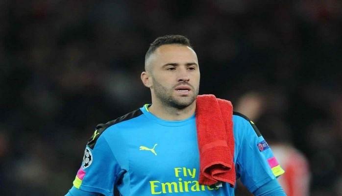 """""""Arsenal""""ın qapıçısısı """"Napoli""""də"""