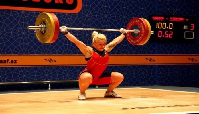 Ağır atletimiz Boyanka Kostova beynəlxalq turnirinin qalibi oldu