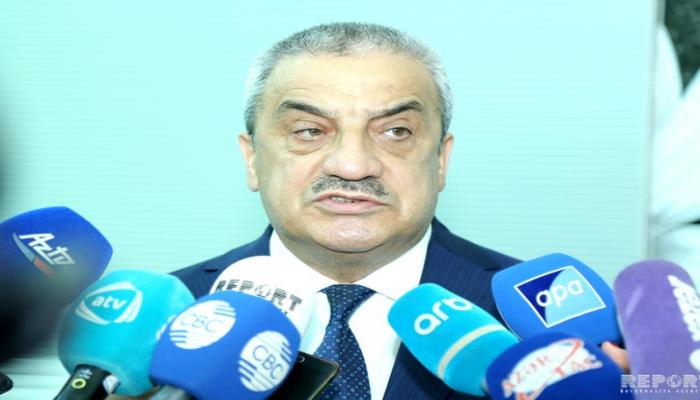 Рустам Усубов освобожден от должности