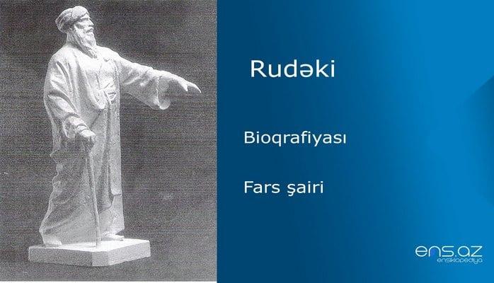 Rudəki