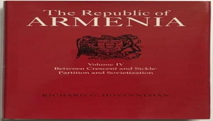 Ричард Ованнисян-Земли Кавказа не принадлежали армянам