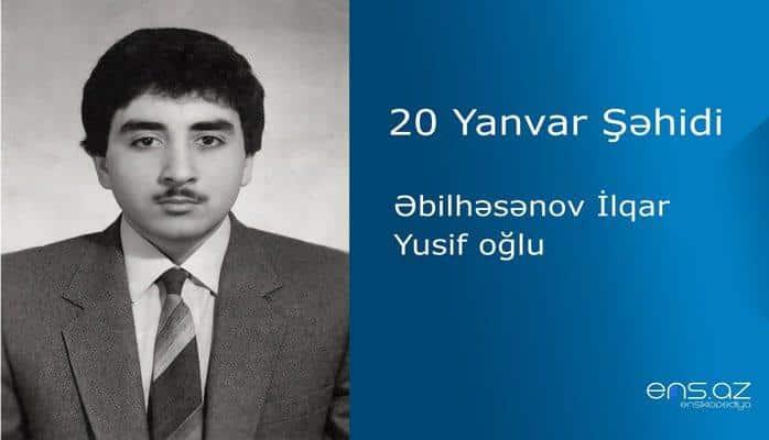 Əbilhəsənov İlqar Yusif oğlu