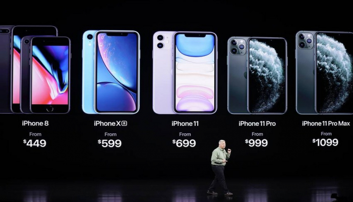 Apple может представить новые модели iPhone