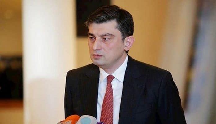 """""""Heç bir qüvvə Gürcüstan-Azərbaycan qardaşlığına kölgə sala bilməz"""" - Giorgi Qaxariya"""