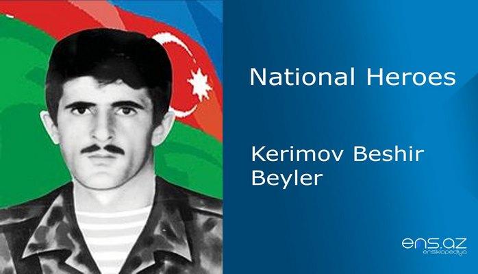 Kerimov Beshir Beyler