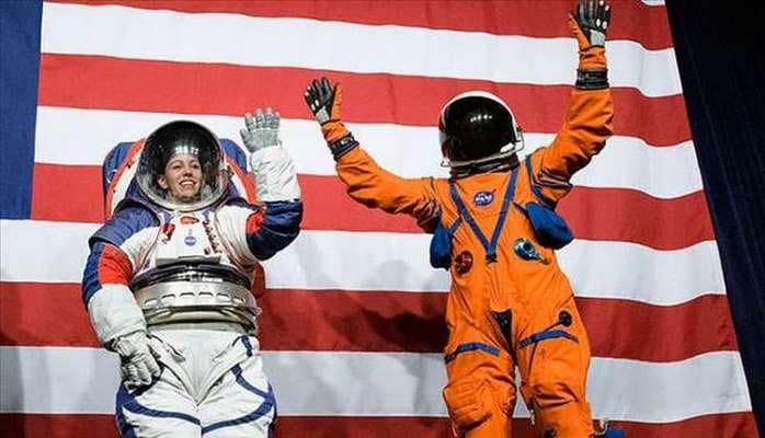 NASA yeni kosmonavt geyimlərini tanıtdı