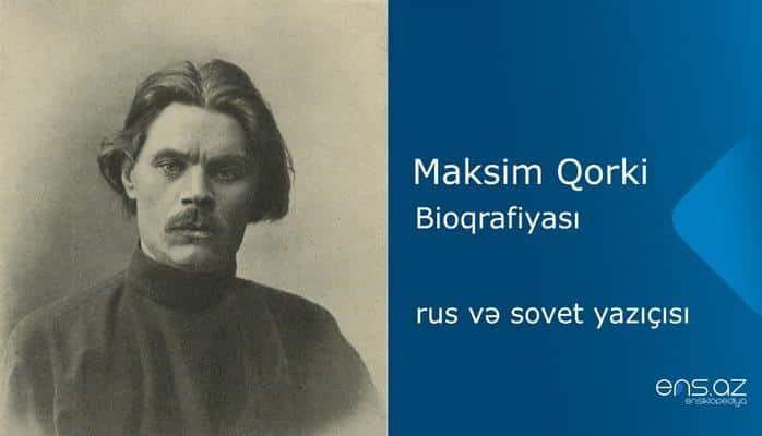 Maksim Qorki