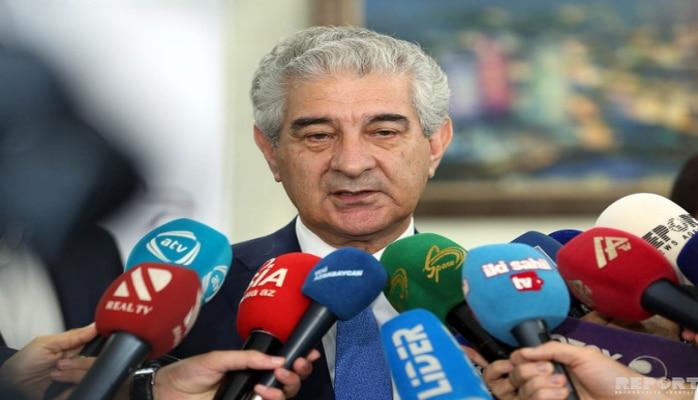 Вице-премьер: Сегодня призыв 'Карабах - это Азербайджан' доносится со всех уголков страны