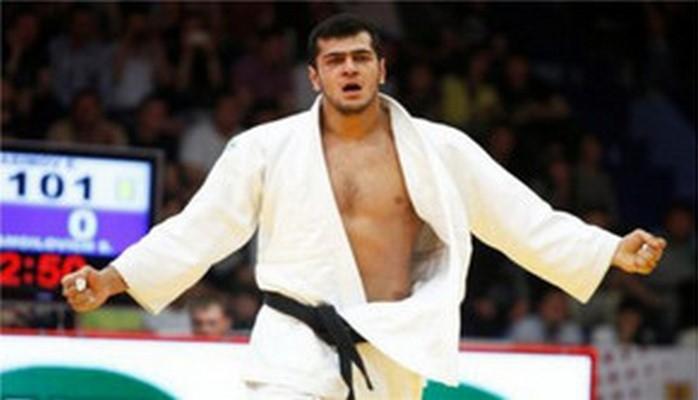 Dünya çempionatı: Elmar Qasımov 41 saniyəyə ipponla qalib gəlib