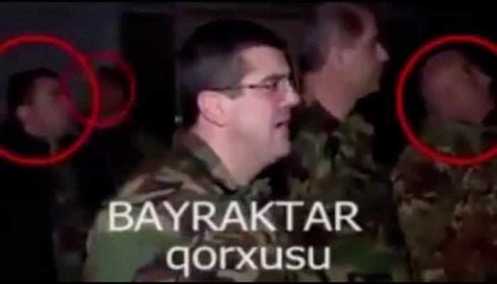 """Erməni əsgərlərin """"Bayraktar"""" qorxusu"""