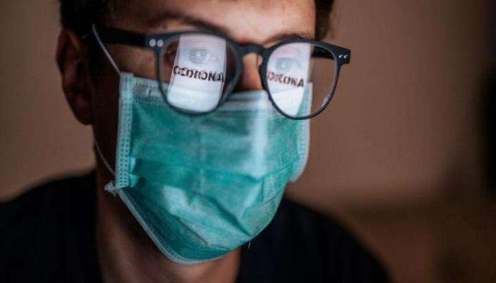 Eynək koronavirusdan qoruyur - Şok araşdırma