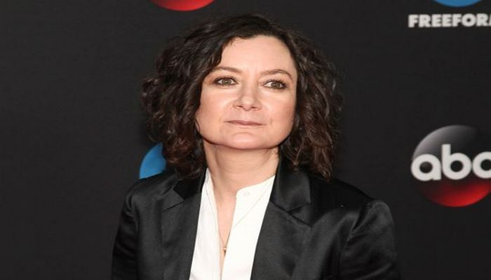 Sara Gilbert is leaving 'The Talk' because her life is 'slightly out of balance'