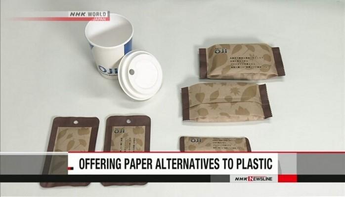 Yaponiya şirkətləri plastiklərə alternativ hazırlayır