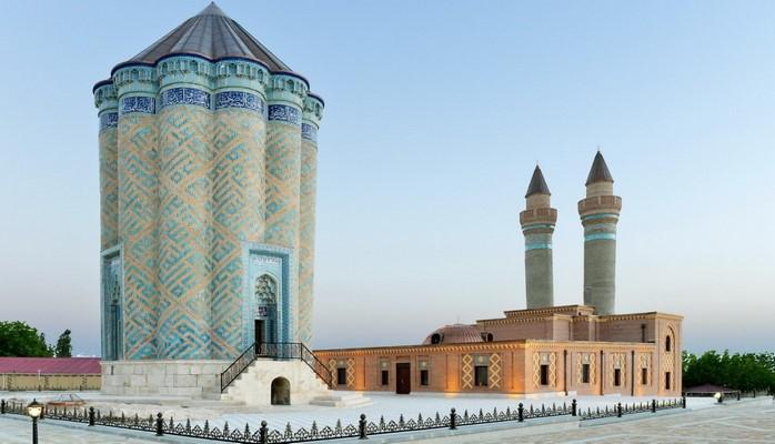 Qarabağlar türbə kompleksi